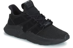adidas prophere mens black black trainers mens