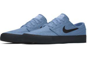 Nike Sb Janoski Dames,heren Blauw 826232 987 Blauwe Sneakers Dames,heren