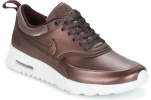 nike air max thea womens brown brown trainers womens