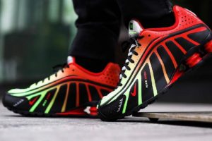 Review + Release: Nike Shox Men