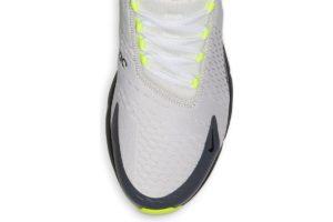 nike-air max 270-mens-silver-cj0550-001-silver-sneakers-mens