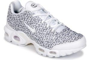 nike air max plus womens white white trainers womens