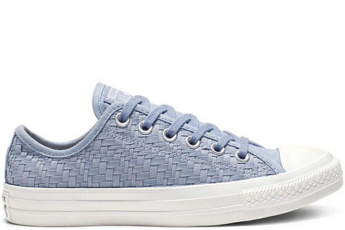 c6ab0f87747 converse-all star ox-womens-blue-564357C-blue-sneakers-. converse chuck  taylor ...