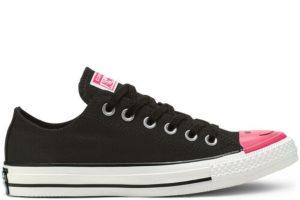 converse-all star ox-womens-black-164425C-black-sneakers-womens
