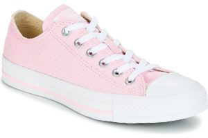 converse all star womens pink pink trainers womens