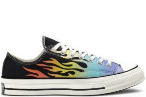 converse-all star ox-womens-black-164407C-black-sneakers-womens