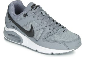 nike air max command mens grey grey trainers mens