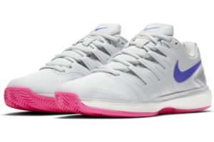 nike-court air zoom-womens-silver-aa8023-004-silver-sneakers-womens
