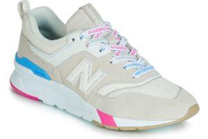 new balance 997 womens beige beige trainers womens