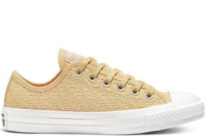 converse-all star ox-womens-yellow-564356C-yellow-sneakers-womens