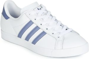 adidas coast womens white white trainers womens