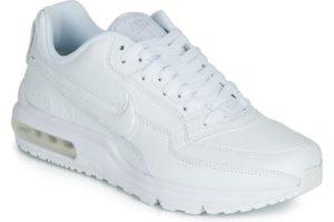 nike air max ltd mens white white trainers mens
