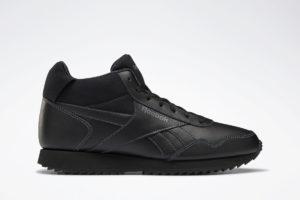 reebok-royal glide mid-Unisex-black-DV6781-black-trainers-womens