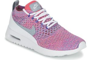 nike air max thea womens pink pink trainers womens