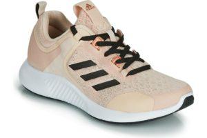 adidas edgebounce womens beige beige trainers womens