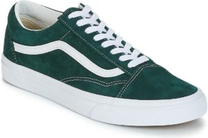 vans-old skool (trainers) in-womens-green-vn0a38g1u5j1-green-sneakers-womens