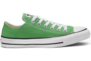 converse-all star ox-womens-green-164939C-green-trainers-womens