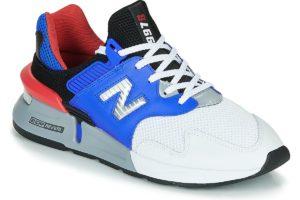new balance 997 mens blue blue trainers mens
