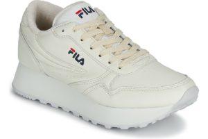 fila-orbit zeppa l (trainers) in beige-womens-beige-1010311-00y-beige-sneakers-womens
