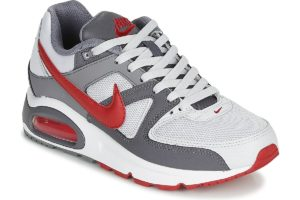 nike air max command mens grey grey trainers mens