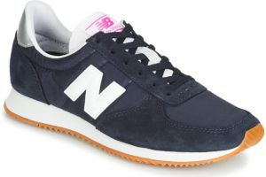 new balance 220 womens blue blue trainers womens