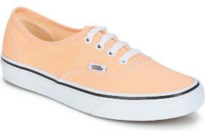 vans-authentic (trainers) in beige-womens-beige-va38emu5y-beige-sneakers-womens