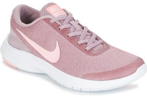 nike flex womens pink pink trainers womens