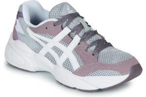 asics gel bnd womens grey grey trainers womens