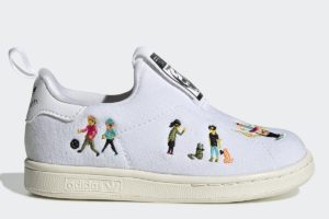 adidas-stan smith 360-boys