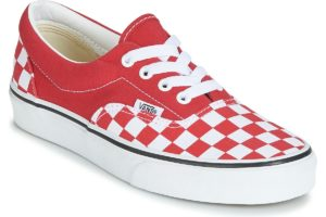 vans-era (trainers) in-womens-red-vn0a4bv4s4e1-red-sneakers-womens