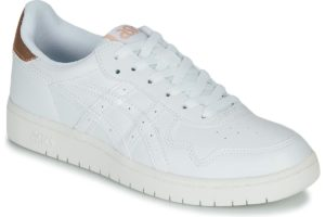 asics japan womens white white trainers womens