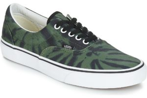 vans-era (trainers) in-mens-green-vn0a38frvil1-green-sneakers-mens
