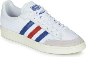 adidas americana mens white white trainers mens