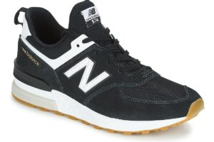 new balance-ms574 (trainers) in-mens-black-ms574fcb-black-sneakers-mens