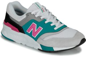 new balance 997 mens grey grey trainers mens