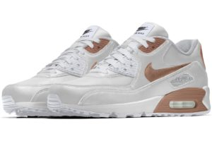Nike Air Max 90 Womens White Cw6939 992 White Trainers Womens