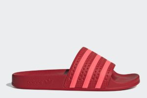 adidas-adilette-womens-red-EE6185-red-trainers-womens