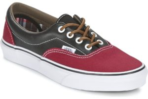 vans-era (trainers) in-mens-red-v18fifz-red-sneakers-mens