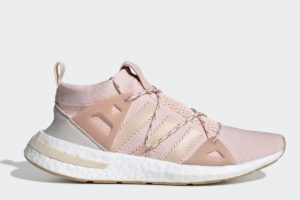 adidas-arkyn boost-womens-pink-BB7585-pink-trainers-womens