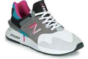 new balance 997 mens grey grey trainers mens
