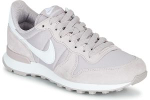 nike internationalist womens purple purple trainers womens