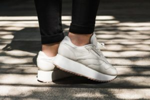 "Review: Reebok Classic White Womens ""Leather Double"""