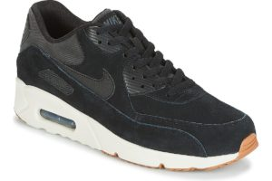 nike-air max 90 ultra 2.0 leather (trainers) in-mens-black-924447-003-black-sneakers-mens