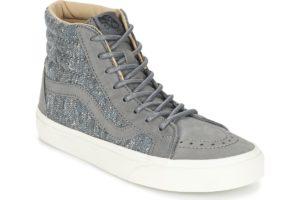 vans-sk8-hi reissue dx (high-top trainers) in-womens-grey-2z5zjw5-grey-sneakers-womens