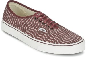 vans-authentic (trainers) in-mens-red-v4mkiel-red-sneakers-mens