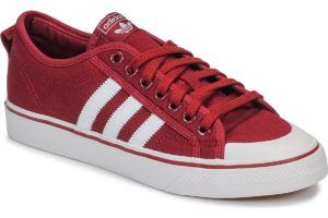 adidas-nizza (trainers) in-mens-red-b37857-red-sneakers-mens