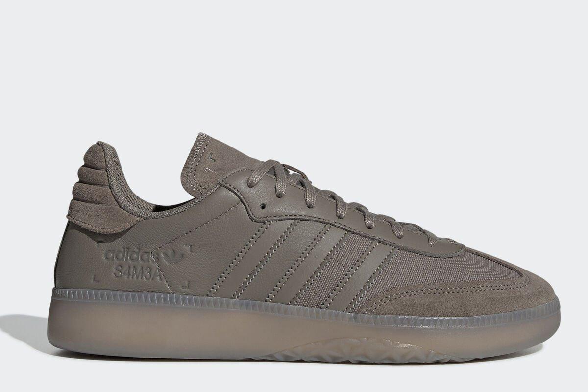 adidas-samba rm-womens-brown-D98160-brown-trainers-womens