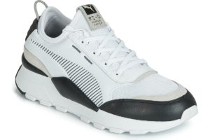 puma rs mens white white trainers mens