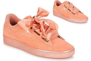 puma-suede heart satin.dusty (trainers) in-womens-orange-362714-05-ah18-orange-sneakers-womens