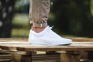 Top 10 White Trainers Mens Summer [year]